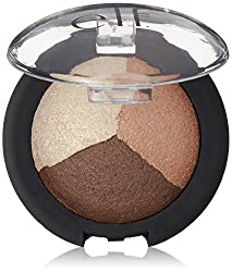 e.l.f. Baked Eyeshadow Trio, Peach Please, 0.14 Ounce