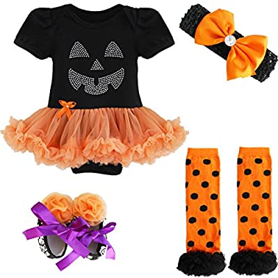 Baby Halloween Fancy Dress Outfit by YiZYiF