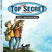 Sam's Secret Island: Sam's Top Secret Journal, Book 2 | Sean C. Adelman