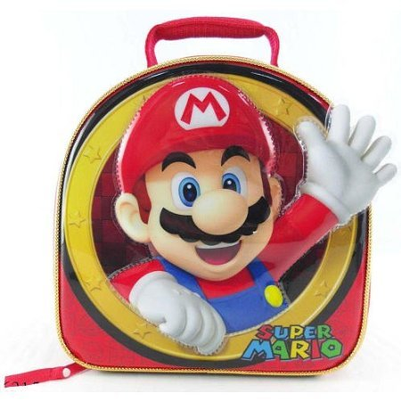 Super Mario Lunch Kit - Mario Wave - 1
