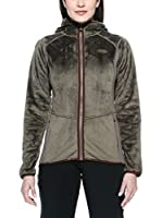 The North Face Chaqueta W Mossbud Fz Hdy Wmrnr (Verde Oliva)