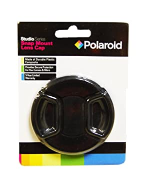 PLR Optics 55MM Snap Mount Lens Cap For The Sony Alpha DSLR SLT-A33, A35, A37, A55, A57, A65, A77, A77 II, A99, A100, A200, A230, A290, A300, A330, A350, A380, A390, A450, A500, A560, A550, A700, A850, A900 & Minolta Maxxum Digital SLR Cameras Which Have Any Of These (18-70mm, 18-55mm, 75-300mm, 55-200mm, 35mm f/1.8, 85mm f/2.8, 50mm, 100mm) Sony Lenses