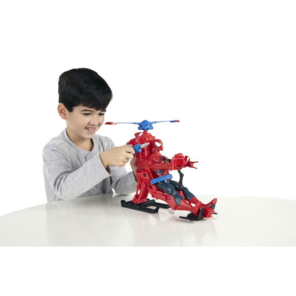 Amazon.com: Marvel Ultimate Spider-Man Titan Hero Series Spider-Man