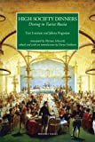 img - for High Society Dinners: Dining in Tsarist Russia book / textbook / text book