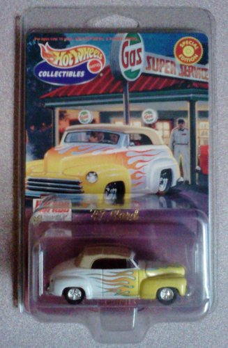 Hot Wheels 4 Decades of Hot Rods Series One '47 Ford, 2 of 4 - 1