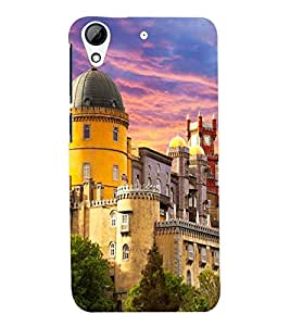 PRINTSWAG PALACE Designer Back Cover Case for HTC DESIRE 626S