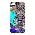 Season.C Custom Elephant Aztec Cover Case for iPhone 5C - Indian Elephant