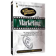 Standard Deviants: Marketing