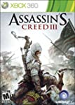 Assassin's Creed 3 - Trilingual - Xbo...