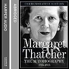 The Autobiography Hörbuch von Margaret Thatcher Gesprochen von: Margaret Thatcher