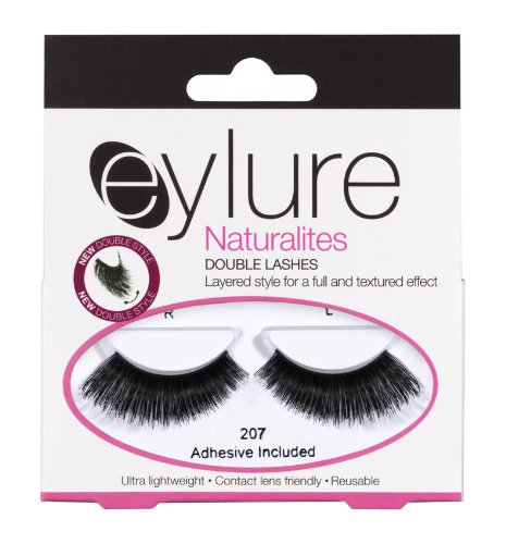 Eylure Naturalite Strip Lashes No. 207 (Double)