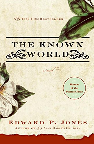 The Known World ISBN-13 9780061159176