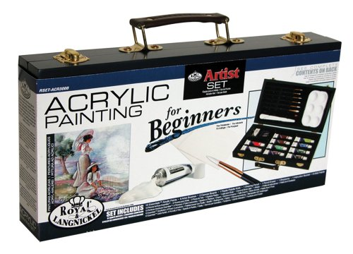 Acrylic Painting Artist Set