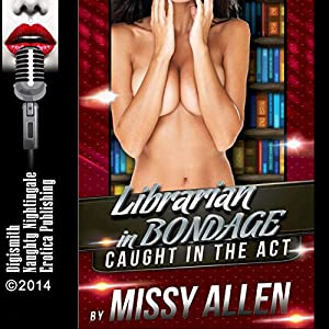 Librarian in Bondage Audiobook