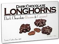 Lammes Candies Dark Chocolate Longhor…