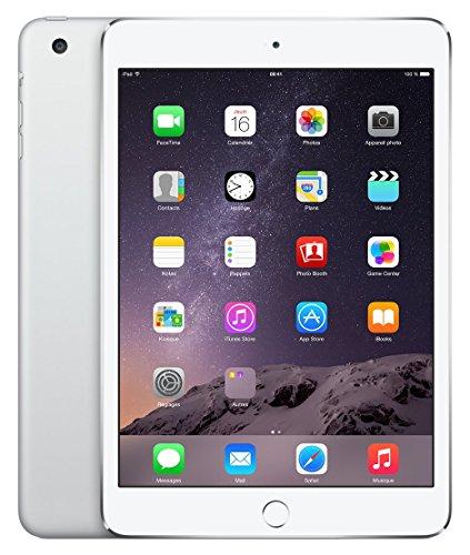 TOP TABLET ! Apple iPad mini 3, 20,1cm, 7,9Zoll, WiFi, 64GB Speicher, silber