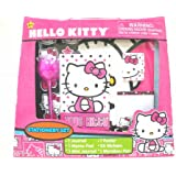 Sanrio Hello Kitty Stationery Set, Journal, Memo Pad, Poster, 28 Stickers and Many More, for ages 6 +