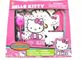 Sanrio Hello Kitty Stationery Set, Journal, Memo Pad, Poster, 28 Stick