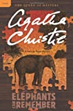 Agatha Christie Elephants Can Remember (Hercule Poirot Mysteries)