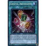 Yu-Gi-Oh Cartes à jouer: rymp-en0511st ED cristal Abundance Carte Secret Rare-(RA