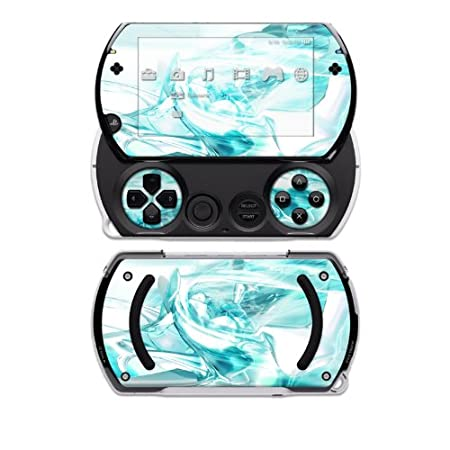 Aqua Design Decal Skin Sticker for the Sony PSP Go