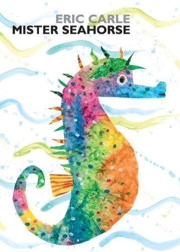 Mister Seahorse: board book (World of Eric Carle (Philomel Books)) by Carle, Eric (Brdbk Edition) [Boardbook(2011)] (Mister Seahorse compare prices)