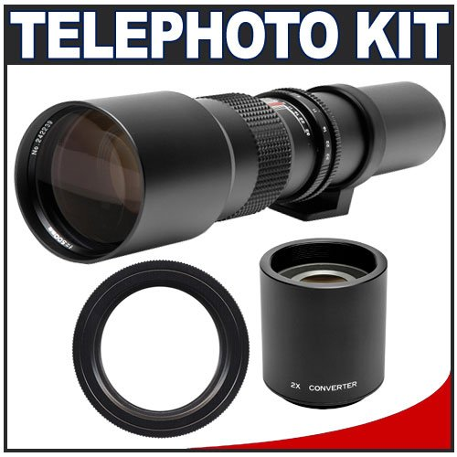 Samyang 500mm Telephoto Lens