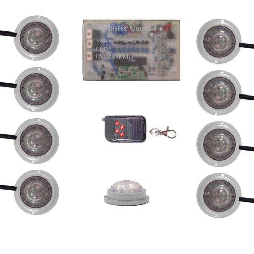 Vision X HIL-STM Multi Color LED Strobe and Rock Light Kit