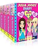 Julia Jones' Diary - Boxed Set - Books 2 to 5: Book 1 is Free