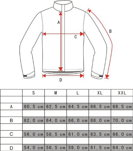 COX SWAIN Herren 3-Lagen Hi-TEC Softshell Jacke Torro - 10.000mm Wassersäule - 2.000mm atmungsaktiv, Farbe: Grey/Black Zipper, Größe: L -