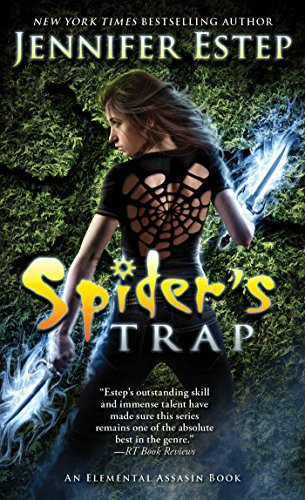 Jennifer Estep - Spider's Trap (Elemental Assassin)