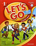 Let's Go: Fourth Edition Level 1 Student Book with Audio CD Pack