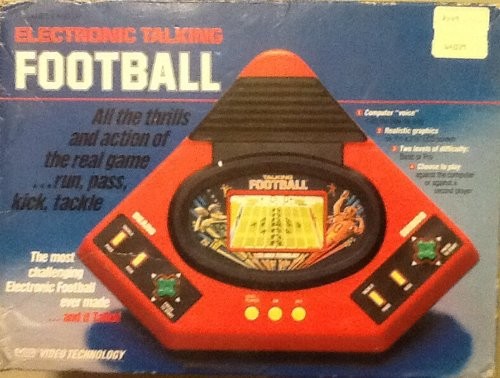 Electronic Talking Football