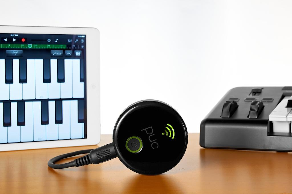 puc wireless midi connection for ios devices musical instruments. Black Bedroom Furniture Sets. Home Design Ideas