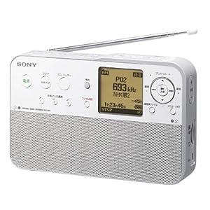 SONY ポータブルラジオレコーダー 4GB R50 ICZ-R50