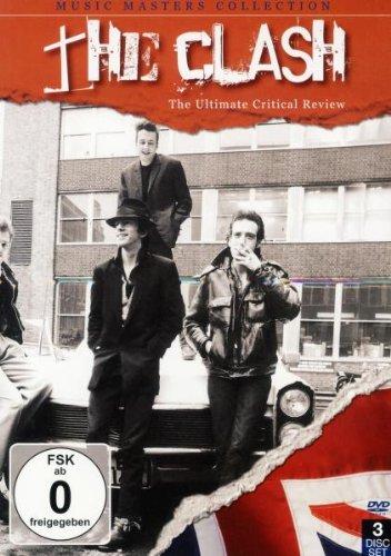 The Clash - Music Master Collection Box Set [3 DVD] [2012] [Edizione: Regno Unito]
