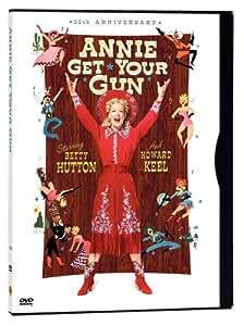 Amazon.com: Annie Get Your Gun: Betty Hutton, Howard Keel ...