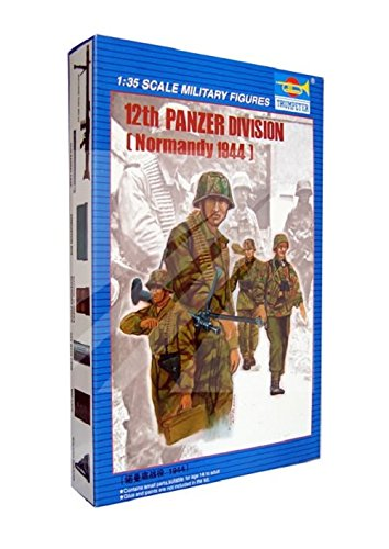 Trumpeter 12th Panzer Division - Normandy 1944 Kit