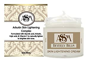 ASDM Beverly Hills Arbutin Skin Lightening Complex, 2 Ounce