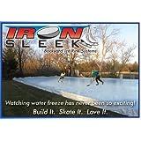 Skating Rink Kit Size: 40' x 90' by Iron Sleek