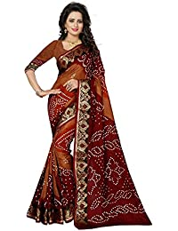 Sarees (Women's Clothing Saree For Women Latest Design Wear Sarees New Collection In Multi-Coloured Cottan Silk...