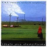 echange, troc C S I - Tabula Rasa Elettrificata