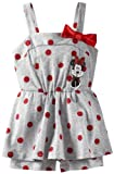 Disney Little Girls' Minnie Romper Skirt