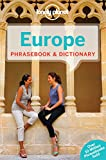 img - for Lonely Planet Europe Phrasebook & Dictionary (Lonely Planet Phrasebook and Dictionary) book / textbook / text book