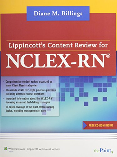 lippincotts-content-review-for-nclex-rn