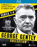GEORGE GENTLY COLLECTION: SERIES 1-4 (BLU-RAY)