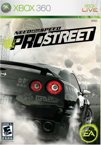 Need for Speed: Prostreet - Xbox 360