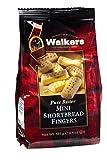 Walkers Shortbread Mini Shortbread Fingers Bag (Pack of 4)