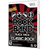 Rock Band Track Pack: Classic Rock - Nintendo Wii