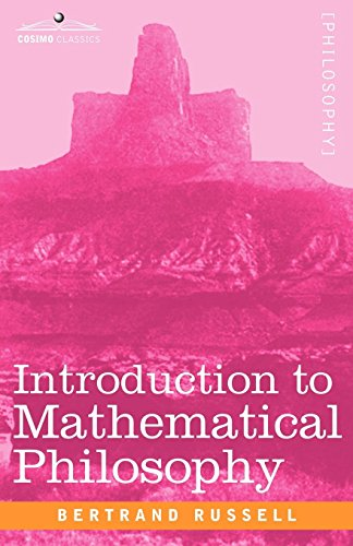 Bertrand Russell - Introduction to Mathematical Philosophy